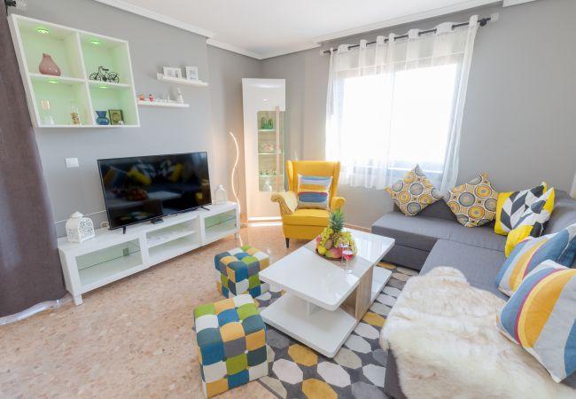 Apartamento en Alicante - Fidalsa Paradise Premium