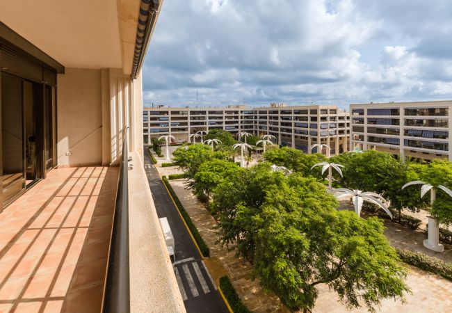 Apartamento en Guardamar - Fidalsa Penthouse Solarium
