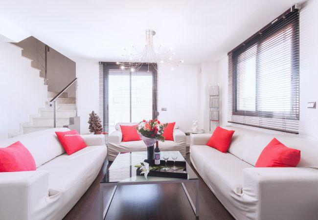 Apartamento en Alicante - Fidalsa Penthouse Castle View