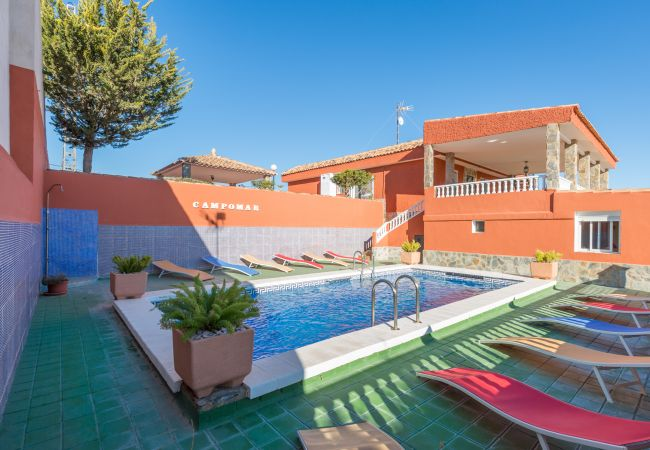 Villa en Sant Vicent del Raspeig - Fidalsa Villa Campomar Premium