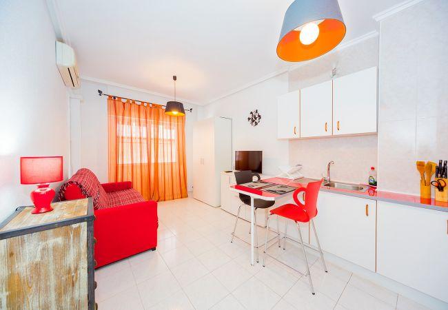 Квартира-студия на Torrevieja - ID145