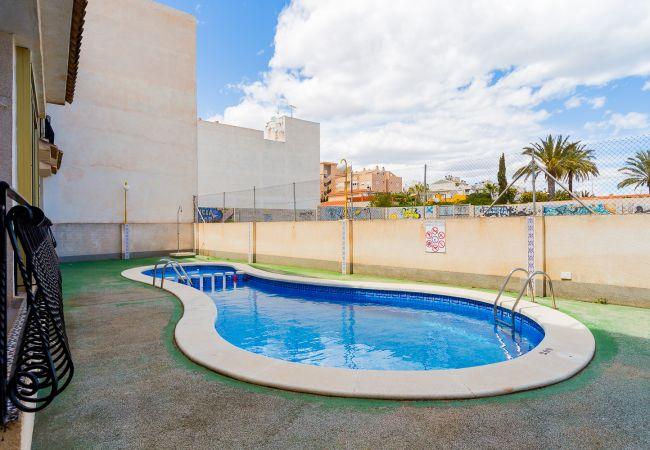 Квартира-студия на Torrevieja - ID62