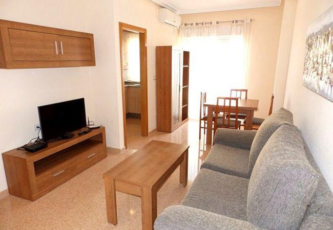 Апартаменты на Torrevieja - ID134