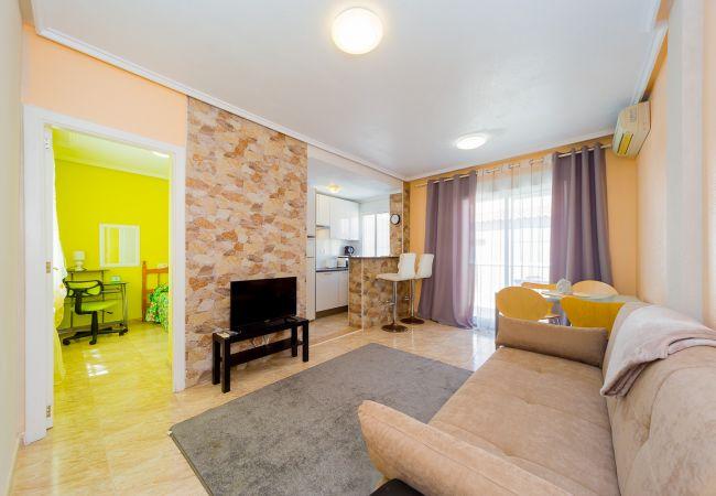 Апартаменты на Torrevieja - ID115
