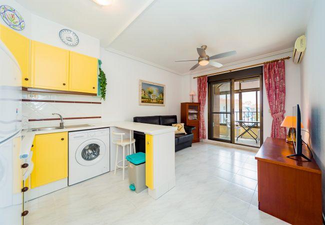 Квартира-студия на La Mata - ID36