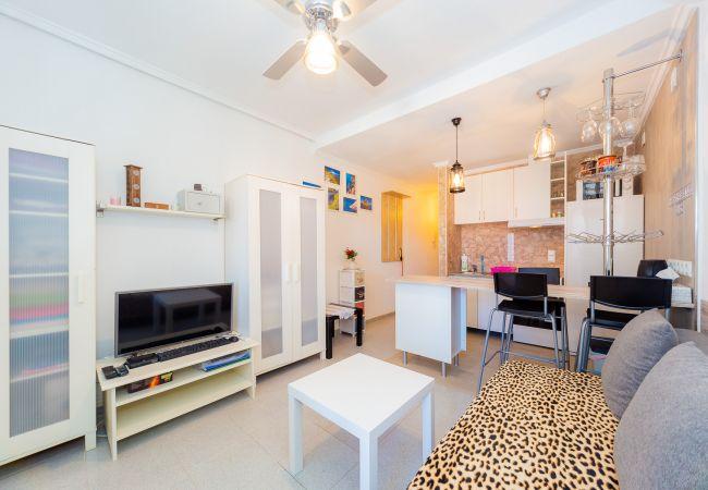 Квартира-студия на Torrevieja - ID49